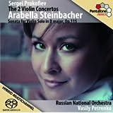 Oeuvres  pour violon de Prokofiev. 51%2BB1QKBfhL._SP160,160,0,T_