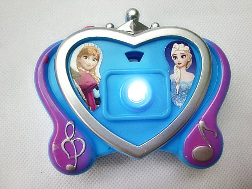 [Parallel import product] projection toys toys gifts perfect for! Disney Ana and the snow Queen Frozen A-0523