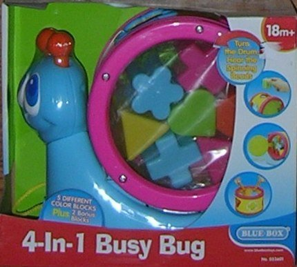 4 in 1 Busy Bug - 1