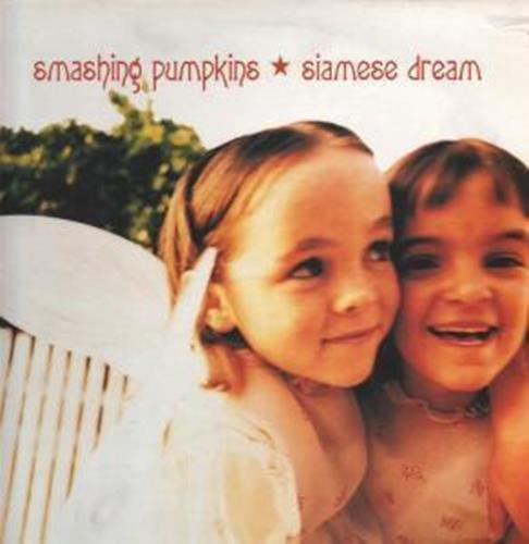 Siamese Dream LP (Vinyl Album) UK Hut 1993 by Smashing Pumpkins