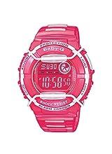 Casio Baby-G Damen-Armbanduhr Digital Quarz BGD-120P-4ER