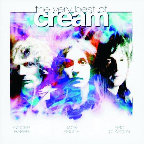 The Very Best of Cream artwork