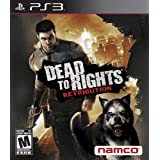 Dead to Rights: Retribution - Playstation 3 ~ Namco