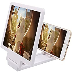 Techno Clouds Universal Mobile Phone Analog 3D Video Folding Enlarged Screen Expander Stand For Iphone Samsung And Other Smart Phones