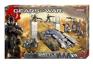 Erector Gears of War Locusts vs. Delta Squad Battle Construction Set