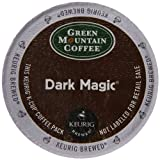 Keurig, Green Mountain Coffee, Dark Magic, K-Cup packs 72 Count