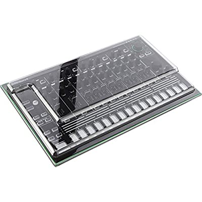 Roland Aira TR-8 Rhythm Performer & Decksaver DSS-PC-TR8 Impact Resistant Polycarbonate Cover - Bundle by Roland