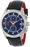 CCCP Men's CP-7002-02 Sputnik 1 Limited Edition Analog Display Japanese Quartz Black Watch