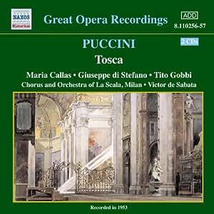 Giacomo Puccini: Tosca (Gesamtaufnahme 1953)