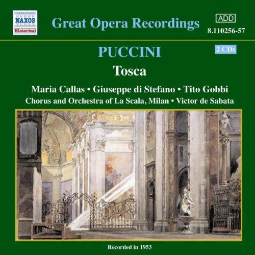 Tosca 1953 (Maria Callas - Di Stefano) - Puccini - CD