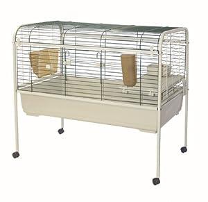 Rabbit Cage On Wheels