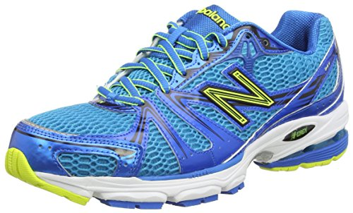 New Balance M841By,  Blu (Blue/Yellow), 42 EU