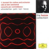 Henze - Double Bass Concerto