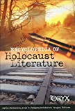 img - for Encyclopedia of Holocaust Literature (Oryx Holocaust Series) book / textbook / text book