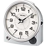 Seiko Silver Ultimate Alarm Clock
