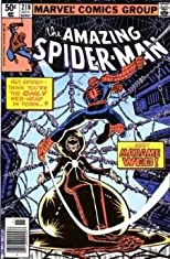 Amazing Spider-man, Vol. 1, No. 210, November 1980