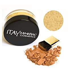 Itay Beauty Mineral Cosmetics Trail Size Foundation Color- Mf-4 Golden Nutmeg 2.5 Gram