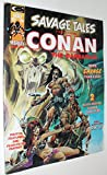 img - for Savage Tales Featuring Conan the Barbarian - May 1974 book / textbook / text book