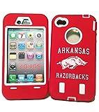 Arkansas Razorback Defender Case for Iphone 4/4S