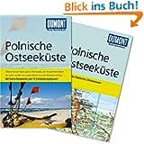 DuMont Reise-Taschenbuch Reiseführer Polnische Ostseeküste: Mit Ausflügen ins Hinterland