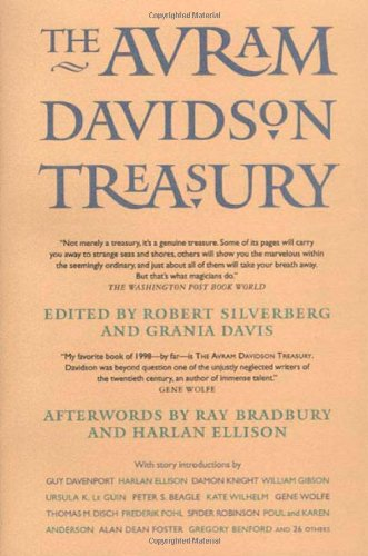 The Avram Davidson Treasury: A Tribute Collection front-253585