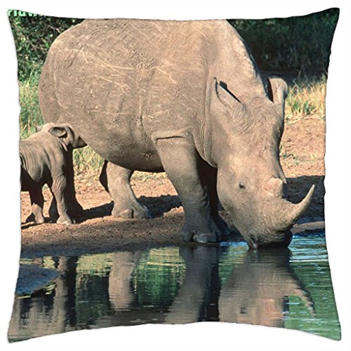rhino-world-wildlife-fund-throw-pillow-cover-case-18-x-18
