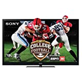 Sony BRAVIA KDL55NX720 55-inch 1080p 3D LED HDTV with Built-in WiFi, Black