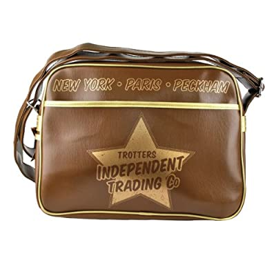 Only Fools and Horses design - Retro Messenger Bag with adjustable Shoulder strap from Half Moon Bay