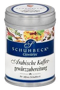 Schuhbeck Schuhbecks Arabisches Kaffeegewürz, 1er Pack (1 x 70 g)
