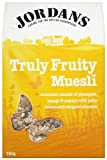Jordans Truly Fruity Muesli 750 g (Pack of 2)