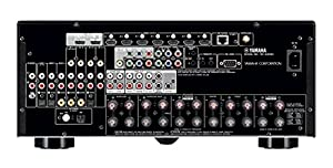 Yamaha RX-A2060BL 9.2 Channel Network AV Receiver from Yamaha Electronics