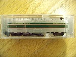 MicroTrains Golden West Service 60' Bulkhead Flat Car w/Plywood Loads(#443039)