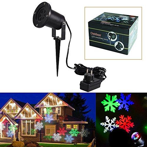 snowflake-lampada-del-proiettore-spotlight-paesaggio-led-multicolore-parete-della-decorazione-del-gi