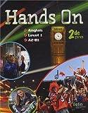 Anglais 2e pro : Hands on Level 1 A2-B1 (1CD audio)