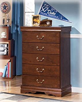 Dark Reddish/Brown Chest Signature Design by Ashley Furniture