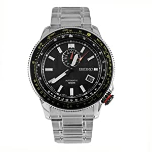 Seiko Superior Automatic Silver Reloj SSA005J1