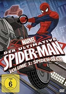 Der ultimative Spider-Man, Vol.1: Spider-Tech