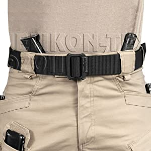 Helikon Utl Urban Tactical Line Belt Security Guard Police Nylon Black from Helikon