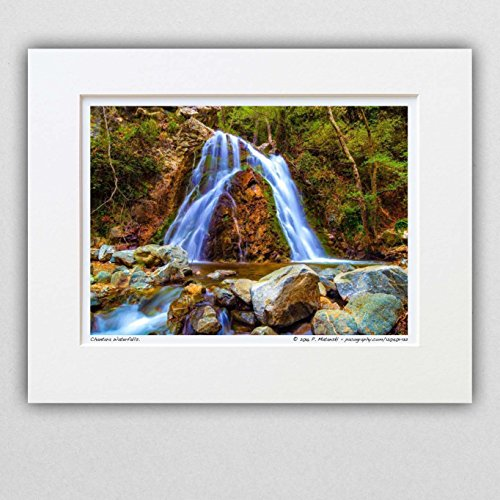 120501-132-chantara-waterfalls-8x10-matted-photograph-nature-landscape-best-for-home-and-office-wall