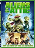 Aliens in the Attic (Bilingual)