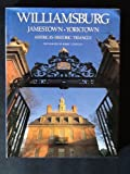 Williamsburg, Jamestown & Yorktown (084781405X) by Rizzoli