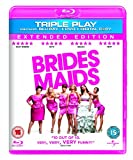 Bridesmaids (Blu-ray + DVD) [Region Free]