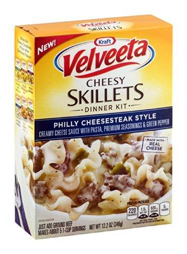 kraft-velveeta-cheesy-skillets-dinner-kit-philly-cheesesteak-style-122-oz-pack-of-6-by-velveeta