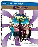 Charlie Y La Fábrica De Chocolate - Edición Especial 10º Aniversario [Blu-ray]