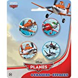 Disney Planes Shaped Erasers - Party Favors - 1 per Pack