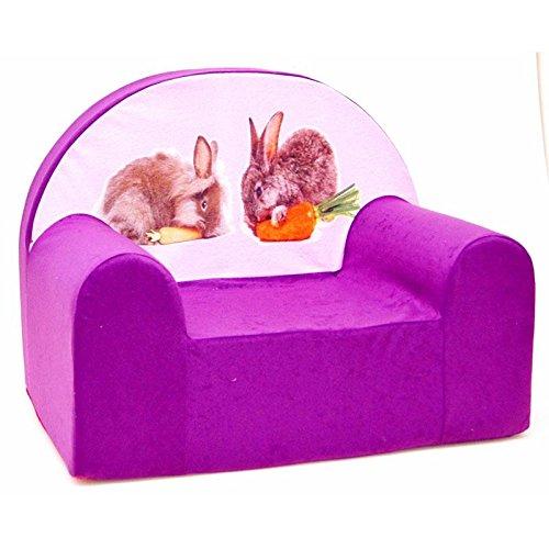 Fauteuil enfant meuble g1 lilas - Fauteuil enfant amazon ...