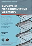 img - for Surveys in Noncommutative Geometry (Clay Mathematics Proceedings) book / textbook / text book