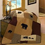 Black Bear Throw