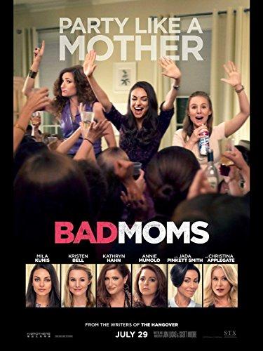 Bad Moms Trailer