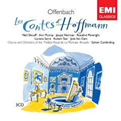 Les Contes d'Hoffmann, Act I (Prologue): Le conseilleur Lindorf, morbleu! (Lindorf, Nicklausse, Andres)
